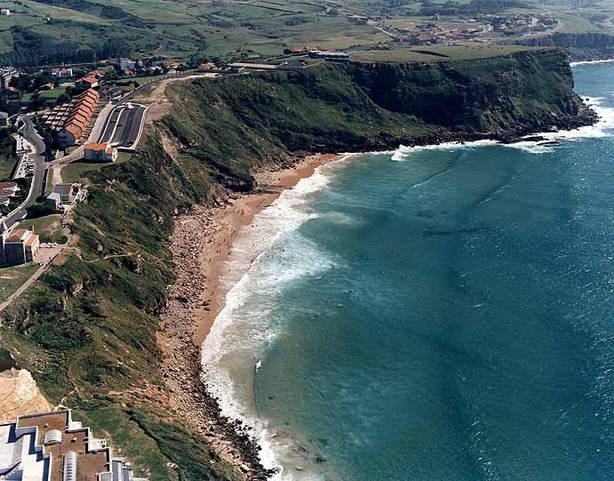 Playa de Los Locos en Suances - imagen 6