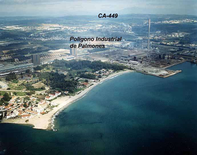 Playa de Palmones en Los Barrios - imagen 1