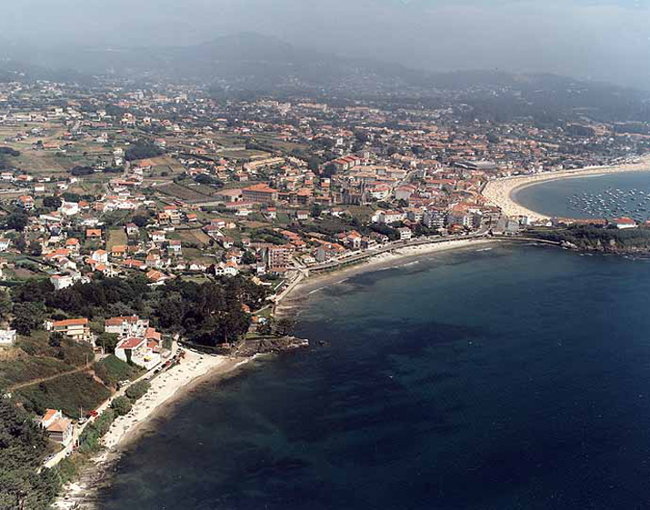 Playa de Panxón / Xan Xoan / Area Alta en Nigrán - imagen 1